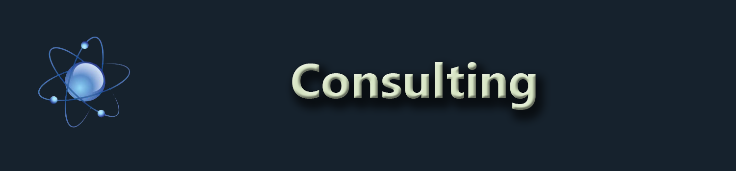Consulting, Network Design, Network Security, Monitoring Software