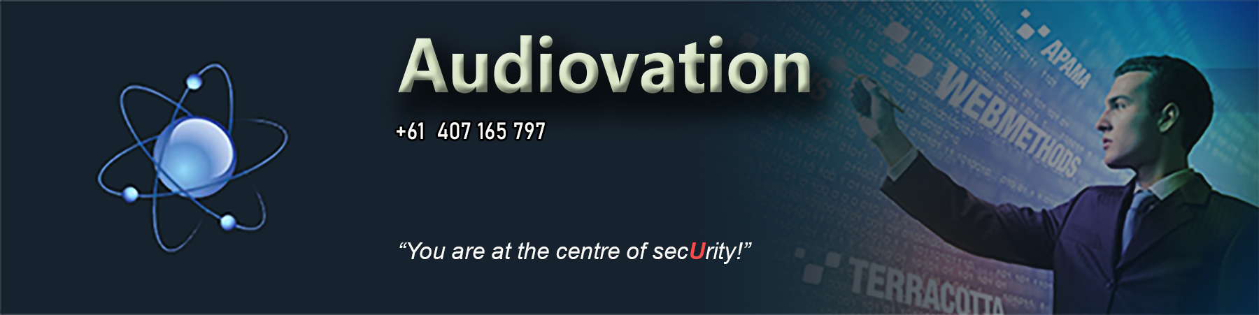 Header Pic - Audiovation Cyber Security CyberSecurity and Network Analysis